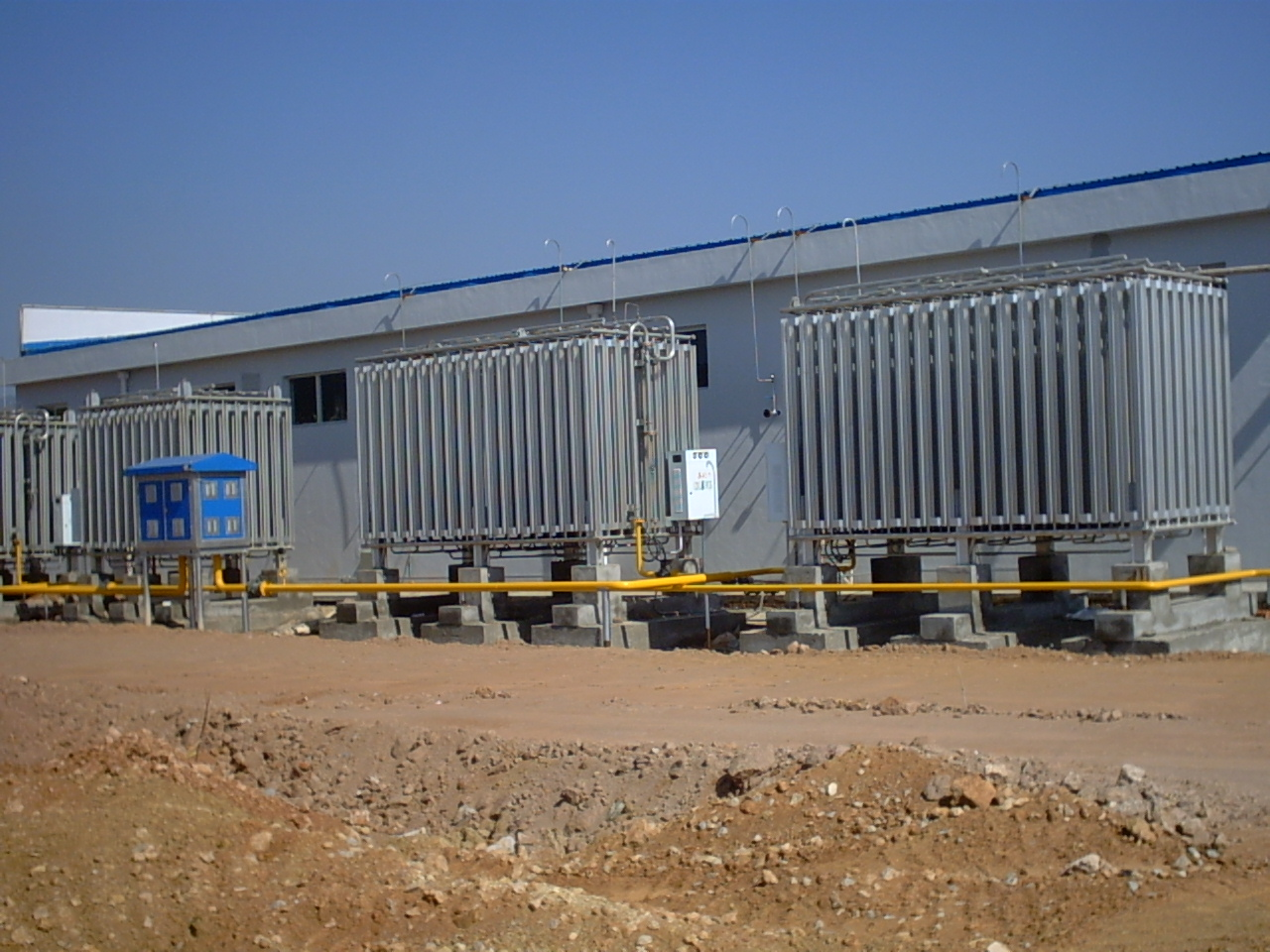 空浴式LPG气化器