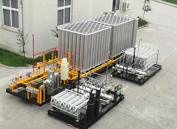撬式LNG供气终端-2